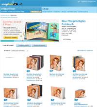 snapfish.de – Fotobuch