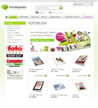 Fotokasten – Fotobuch