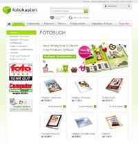 Fotobuchanbieter: Fotokasten